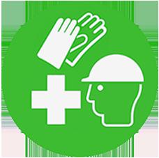 icono higiene y seguridad laboral